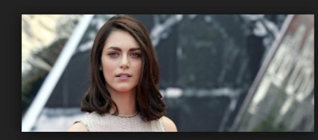 L'ex miss Italia Miriam Leone.
