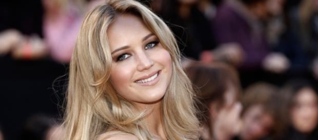 La exitosa actriz Jennifer Lawrence