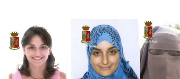 Maria Giulia Fatima Sergio, convertita all'Isis
