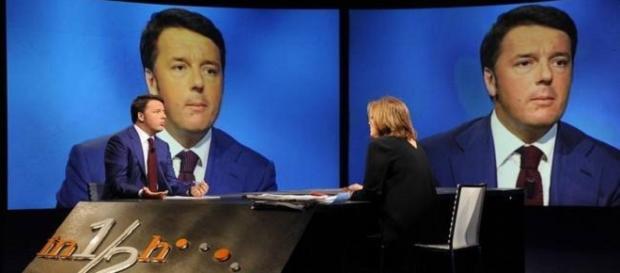 Matteo Renzi: Canone Rai in bolletta