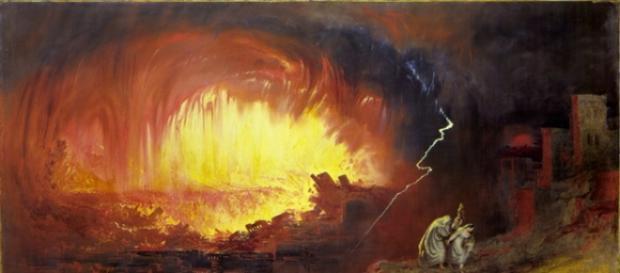 Orasele infamiei Sodoma si Gomora descoperite