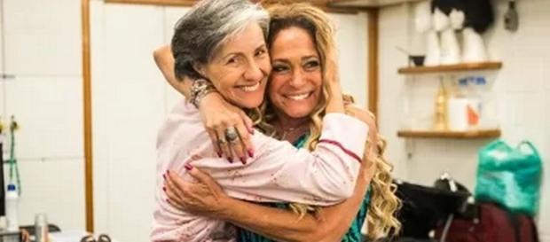 Susana Vieira diz que colega é insuportável