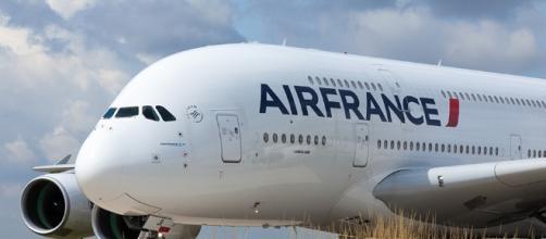 Avion Air France - violences sociales