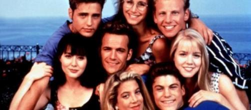 Beverly hills 90210 compie 25 anni