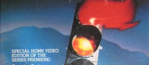 Cartel del episodio piloto de Twin Peaks