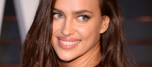 Irina é uma das mulheres mais bonitas do mundo.