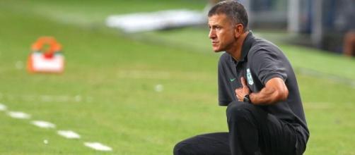 Juan Carlos Osório ex-treinador do SPFC