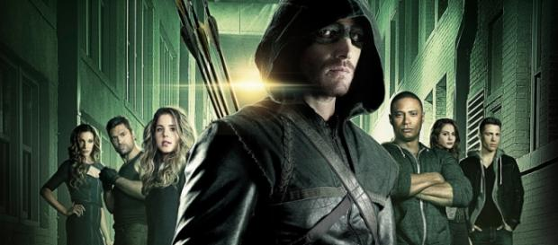 Arrow: season 4 with new villains like Anarky