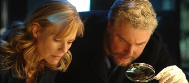 Catherine e Grissom protagonisti di Csi