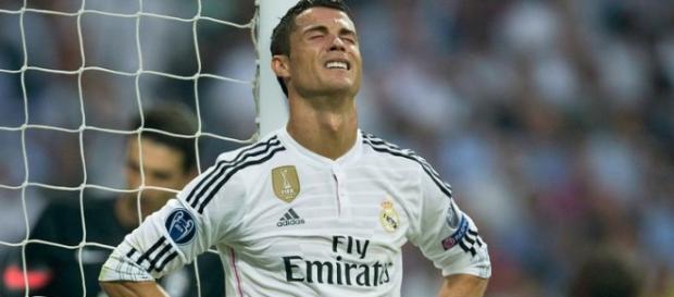 Cristiano Ronaldo quer sempre ser o melhor.