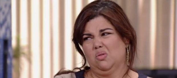 Fabiana Karla deixa o 'Tomara que Caia'