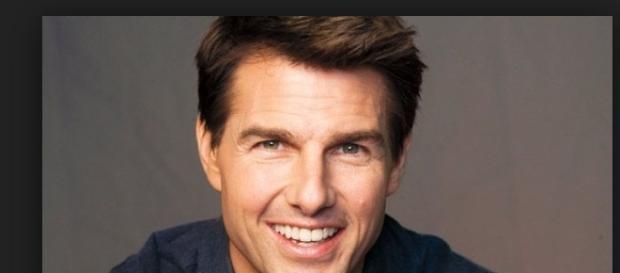L'attore americano Tom Cruise padre di Isabella