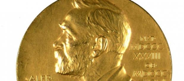 Medal otrzymywany z Nagrodą Nobla