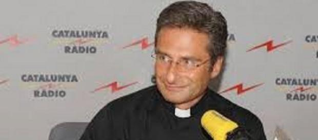 Monsignore Krzysztof Charamsa, alto prelato