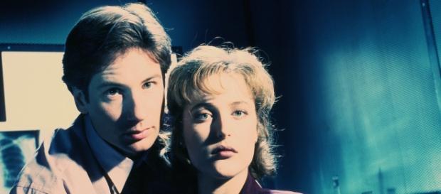 Mulder y Scully, protagonistas de Expediente X