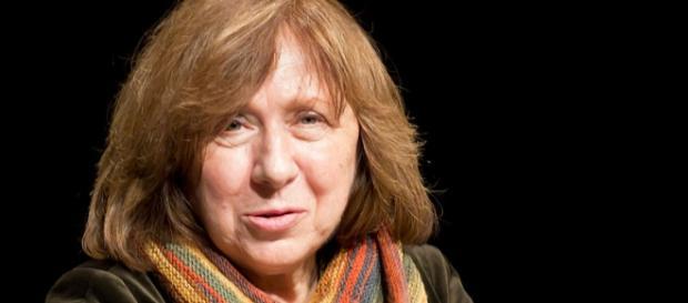 Swietłana Aleksijewicz. Fot. Elke Wetzig/Wikipedia