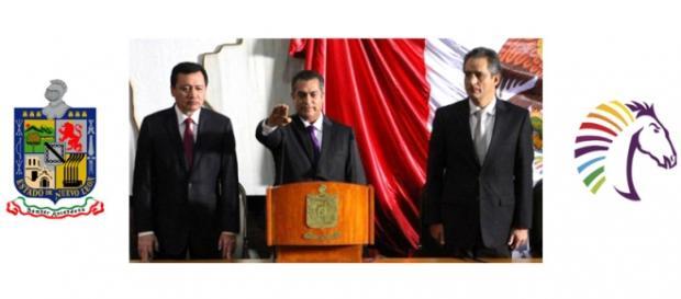 """Toma de posesión de Jaime Rodríguez """"El Bronco"""""""
