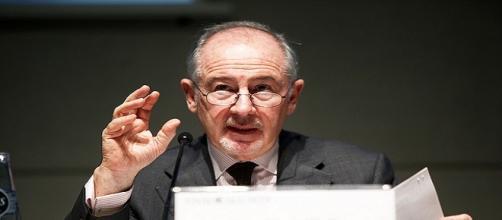 El ex vicepresidente del gobierno Rodrigo Rato