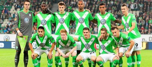 Il Wolfsburg, uno dei club più ricchi di Germania