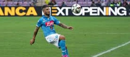 Lorenzo Insigne: attaccante del Napoli