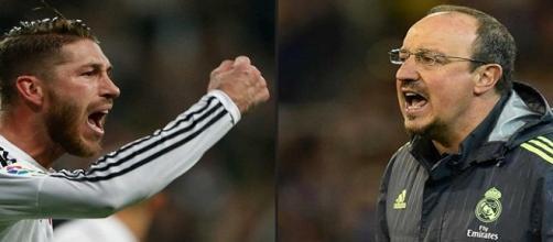 Sergio Ramos responde a las acusaciones de Benítez