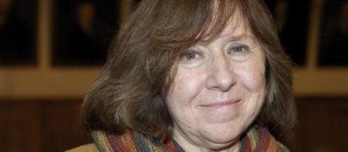 Svetlana Alexievich gana el Nobel de Literatura