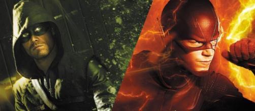 The Arrow y Flash, dos caras de la misma moneda