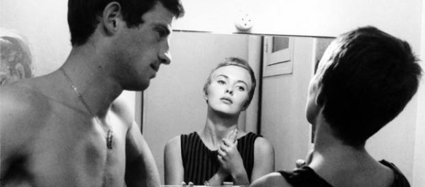 """Al final de la escapada"" de François Truffaut"