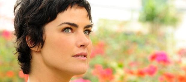 Ana Paula Arósio se retirou da televisão