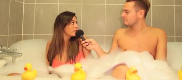 Anais dans le bain de jeremstar Aujourdhui