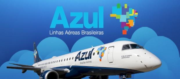 Azul eleita como a melhor do Brasil