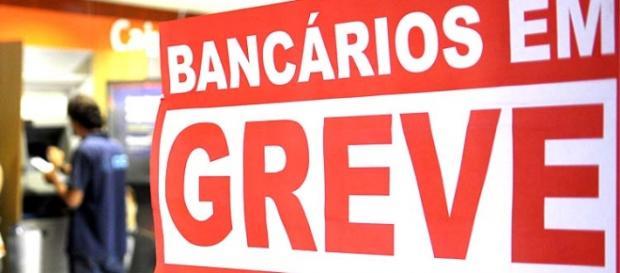 Greve Nacional dos Bancos prejudica população