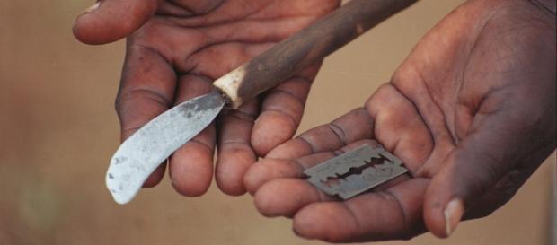 Herramientas para la mutilación genital femenina