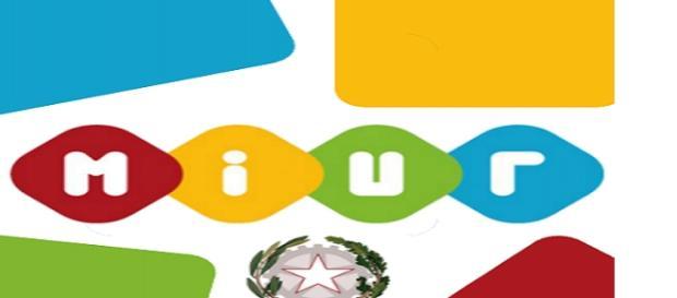 Il logo del Ministero dell'Istruzione