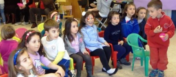 In una scuola di Santhià vietate le festicciole.