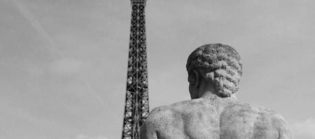 La 'Dame en fer', París. Un ejemplo de belleza