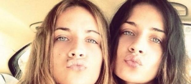 Le gemelle Lidia e Jessica Vella.