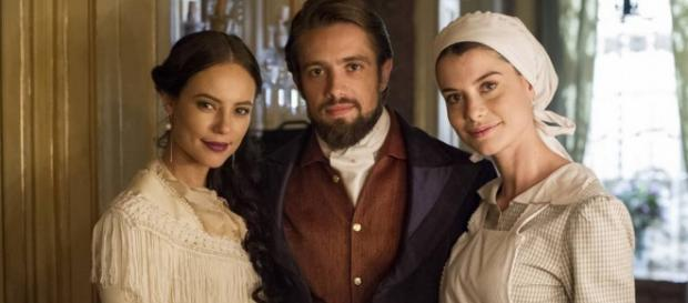 Lívia pegará Felipe com Melissa na cama