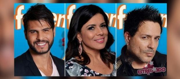 Marcelo, Mara Maravilha e Edu K estão na pré-roça
