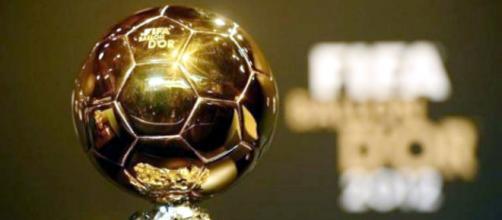 Bola de Ouro destaca jogadores. Reprodução/FIFA