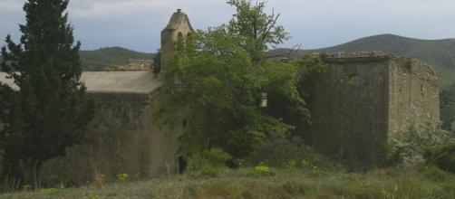 Fotografía dela iglesia de Jafra