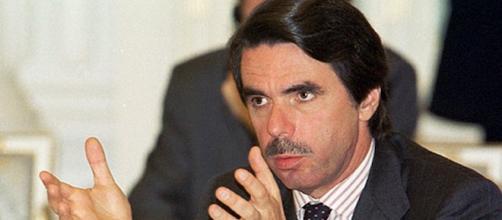 Jose María Aznar, expresidente del gobierno