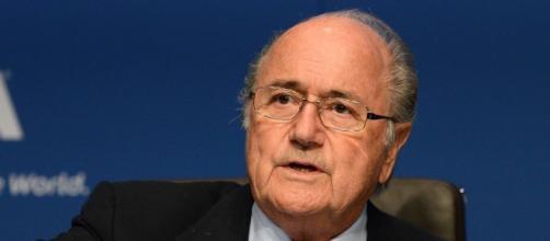 Joseph Blatter, Presidente Fifa eletto nel 1998