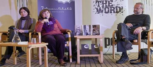 La nuevo Nobel de Literatura Svetlana Alexievich