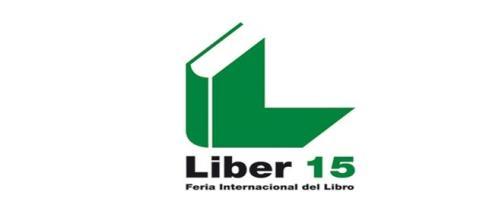 Logo de la Feria Internacional del Libro Liber 15