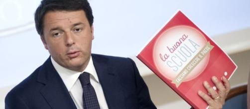 Matteo Renzi, il premier che vuole la Buona Scuola