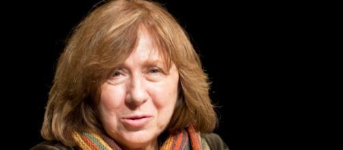 Svetlana Alexievich Premio Nóbel de Literatura