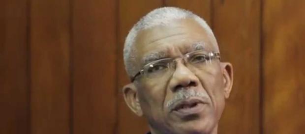 David Granger presidente de Guyana