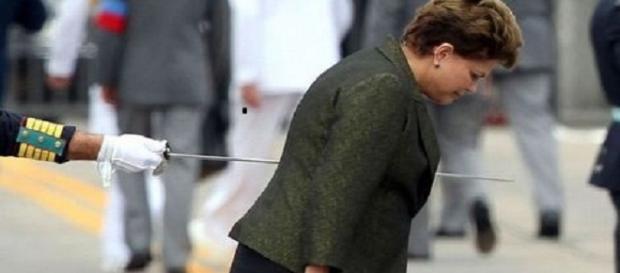 Dilma pode sofrer mais um golpe na sua carreira