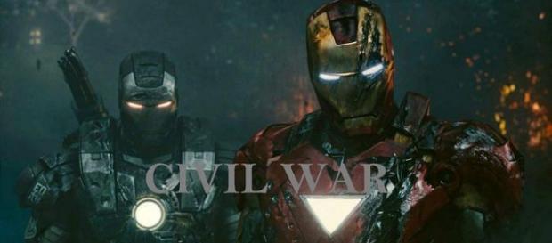 Fuga de imágenes: Civil War' como objetivo